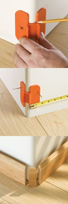 Fresh The Bench Dog Bullnose Trim Gauge is made to assist you when measuring and installing trim HD - Amazing crown molding measurements Unique