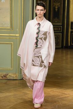 Walter Van Beirendonck Fall 2015 Menswear Fashion Show