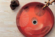 (株)日本セラティ・美濃焼/ガラス製手洗い鉢・デザインミラー・ガラスアート表札などオリジナルで販売