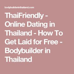 Dating sites to get laid