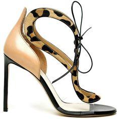 Модная женская обувь весна–лето 2015 Полусапожки, Яркая Обувь, Высокие  Каблуки, Шпильки e55bf46fb75