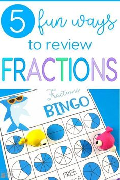 Fraction games and a