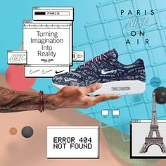 Nike Air Max 1 Grand Paris Navy