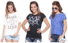 T-shirts Compra Inteligente ToCasada.com