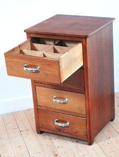 commode chestofdrawers vintage retro mobilier lucinevintagecom - Mobilier Vintage
