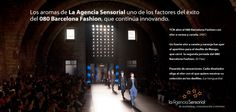 some of my work as a project manager at LaAgenciaSensorial; 080 Barcelona Fashion 2012