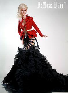 DéMuse High Fashion Doll