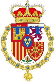 Coat of Arms of the Prince of Asturias