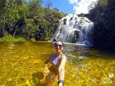 Dicas para sua viagem à Capitólio: cachoeira Lagoa Azul