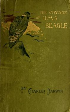 By Charles Darwin - Journal of researches into the natural history and geology of the countries visited during the voyage around the world of H. M. S. 'Beagle' under the command of Captain Ftiz Roy, R. N., - Biodiversity Heritage Library