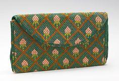 Housewife, Date: fourth quarter 18th century Culture: American Medium: silk, paper Dimensions: 4 3/4 x 8 in. (12.1 x 20.3 cm)