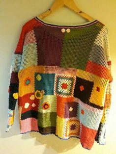 Crochet Wool, Crochet Cardigan, Crochet Baby, Crazy Outfits, Crochet Fashion, Yarn Needle, Crochet Clothes, Boho Fashion, Crochet Patterns