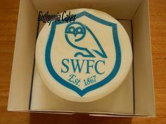 Sheffield Wednesday FC cake