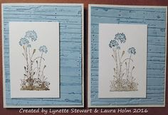 Holmade Laura: April 13 Stampfest with Lynette