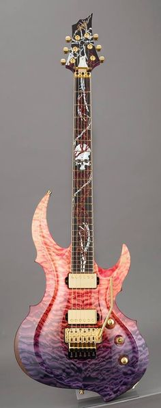 Wow. Dude this esp looks hella good