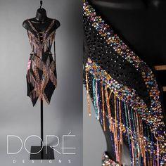 Tap Costumes, Jazz Dance Costumes, Belly Dance Costumes, Latin Ballroom Dresses, Ballroom Dancing, Latin Dresses, Salsa Dress, Fashion Design Drawings, Dance Fashion