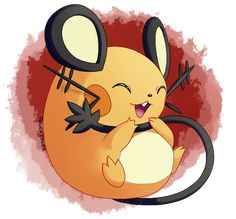 Pokeddexy: Favorite Electric Rodent - Dedenne by Togekisser on ...