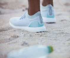 Inspired by the oceans, made from Parley Ocean Plastic #adidasParley