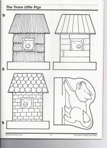 Great ideas and printables about nursery rhymes that helps retelling for comprehension