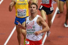 Marcin Lewandowski - złoty medal w biegu na 1500 m