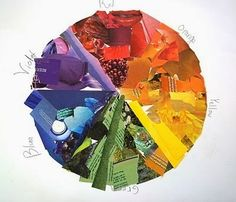 Visual Arts: Working with... Colour Wheel