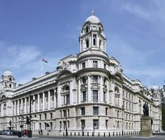 Hinduja Group, OHLD Grab Iconic Old War Office Building in Central London
