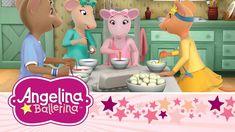 🎈🏠 Los Capítulos Más Populares de Angelina Ballerina (1 Hora) Angelina Ballerina, It's Snowing, Kids Videos, Sleepover, The Creator, 1, Disney Princess, Birthday, Spring Cleaning
