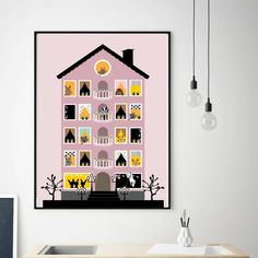 pinkki Photo Wall, Frame, Home Decor, Picture Frame, Photograph, Decoration Home, Room Decor, Frames, Home Interior Design