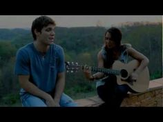 """Love his voice ~ Johnny Keyser sings Kings of Leon's """"Use Somebody"""" w/ Amber Caparas @ The Lookout in Franklin"""