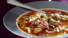 08/2014 - Italialainen vihanneskeitto - K-ruoka
