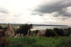 Ardmore Cemetary. Ardmore,Ireland