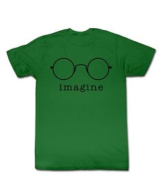 Kelly Green 'Imagine' Tee - Toddler & Kids | something special every day