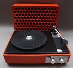 German Elac record player