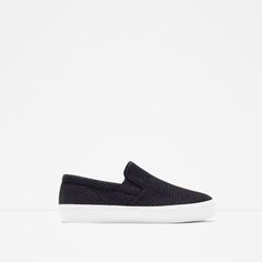 Image 1 of MESH PLIMSOLL from Zara