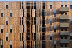 AGENCE 1+1=1 30 logements locatifs sociaux et 26 logements en accession sociale à Lyon-Confluence (69) avec Gilles Desevedavy, enseignant ENSAL  unplusunegalun.blogspot.com