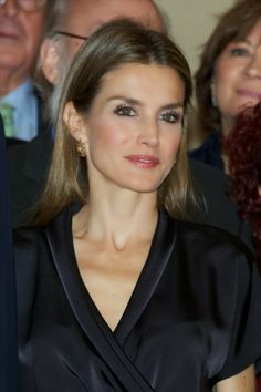 MYROYALS &HOLLYWOOD FASHİON: Prince Felipe and Princess Letizia Attends an Award Ceremony in Madrid