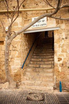 Entrance to Old Jaffa, Israel Israel Palestine, Jerusalem Israel, Jaffa Israel, Old Jaffa, City Of God, Monuments, Visit Israel, Gaza Strip, Promised Land