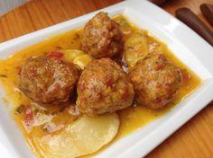 Albondigas (spanyol húsgombóc mártásban) – Receptek – Gault&Millau Magyarország