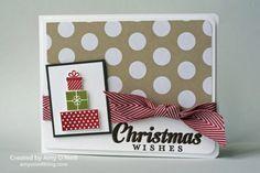 Polka Dot Christmas Wishes