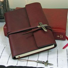 Leather Wrap Journal – ChristianGiftsPlace.com Online Store
