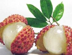 Lychee or Litchi Fruit (Linchi in Thai) Thailand Fresh Fruits And Vegetables, Fruit And Veg, Litchi Fruit, Lychee Fruit, Lychee Tree, Tree Seeds, Pitaya, Delicious Fruit, Yummy Yummy
