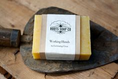 BPR Designs, Soaper of the Week - Roots Soap Co. http://bprdesigns.tumblr.com/post/25924524756/soaper-of-the-week-roots-soap-co#