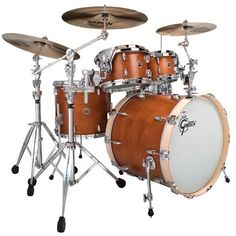 Drums Drum Sets ❤ liked on Polyvore featuring fillers, instruments and music