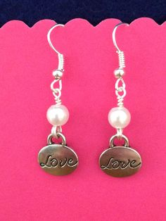 Handmade with love!  Available on www.tracysblingandthings.com