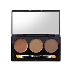 BH Cosmetics Flawless Brow Trio  Light *** More info could be found at the image url.