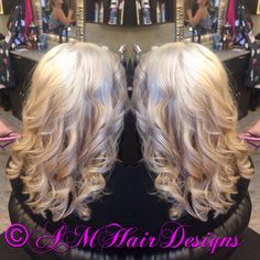Highlights and lowlights  AMHairDesigns