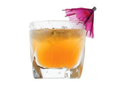 Benjamin Jones of Clement rum distillery in Martinique shared his recipe for this cool, bracing cocktail, his country's national drink.