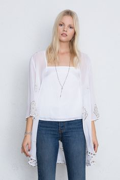 Chan Luu's official store offers unique & wearable designs inspired by her travels. Chan Luu, Stitch Fix, Must Haves, Gypsy, Bell Sleeve Top, Unique, Jackets, Shopping, Women