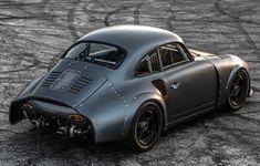 The 1960 Porsche 356 RSR from Emory Motorsport : carporn Beetles Volkswagen, Volkswagen Bus, Vw Camper, Custom Bikes, Custom Cars, Classic Trucks, Classic Cars, Motorcycle Style, Porsche Cars