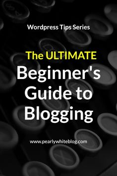 Do you want to start a blog, but the uncertainties seem to overwhelm you? This post will help you start your blog right.  #wordpress tips #blogging for beginners #starting a blog